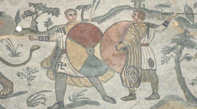 Mosaici villa romana del Casale di Piazza Armerina