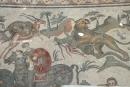 mosaici villa del casale