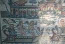 Mosaïques de la Villa romaine du Casale