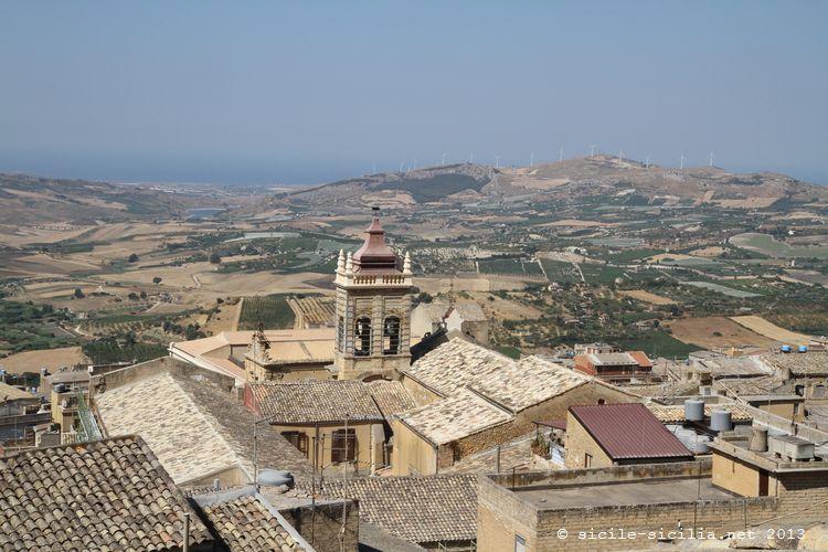 Naro, Campobello, Palma et Ravanusa