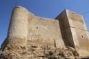 Naro, castello Chiaramonte