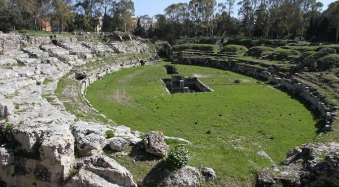 Neapolis à Syracuse