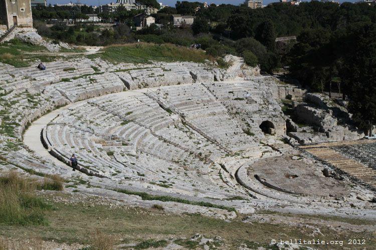 Neapolis – Parc archéologique de Syracuse