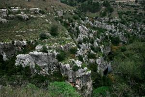 Nécropoles de Pantalica