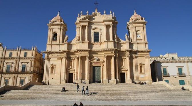 Noto en Sicile