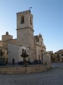 Chiesa di Maria Santissima del Lume, Palazzo Adriano