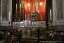 Chapelle de Sainte Rosalie (Santa Rosalia), cathédrale de Palerme