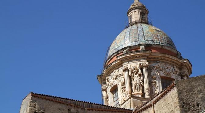 Palerme, chiesa del Carmine Maggiore
