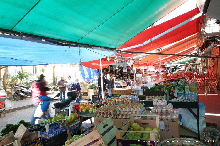 Mercato e quartiere Ballaro