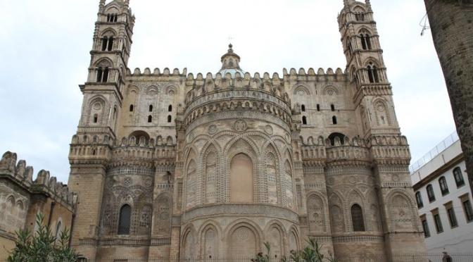 Esterno della Cattedrale di Palermo