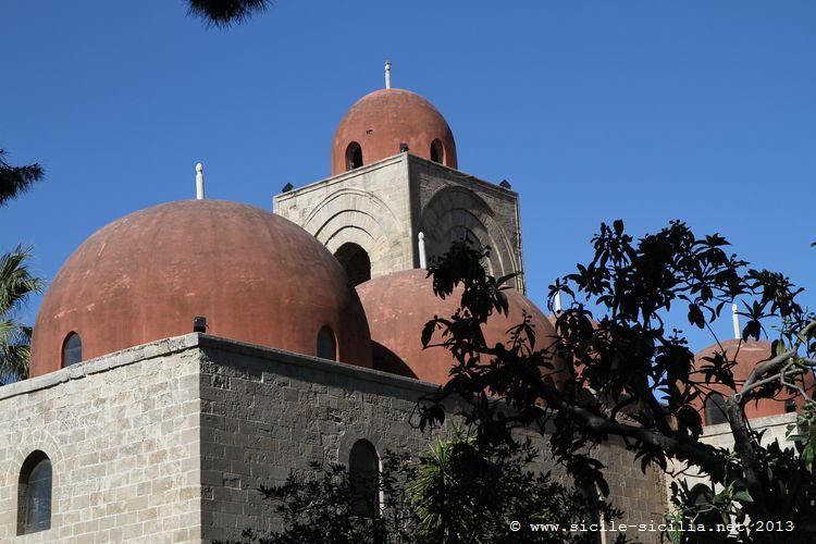 San Giovanni degli Eremiti, Palermo