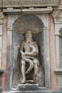 Palermo, genio del Garraffo