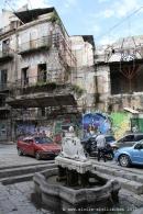 Palermo, mercato Vucciria, quartiere Castellammare