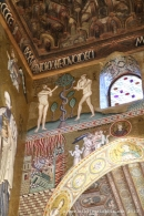 Palermo, mosaici della Cappella Palatina