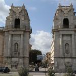 Porta Felice à Palerme