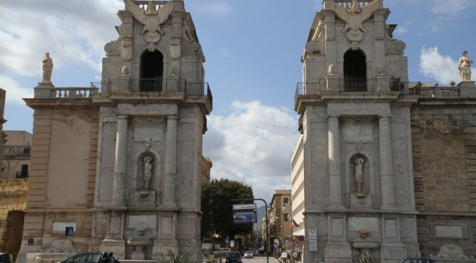 Porta felice palerme sicile sicilia - Porte a palermo ...