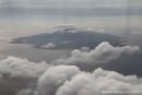 Pantelleria vue d'avion