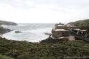 Petit bourg côtier à Pantelleria