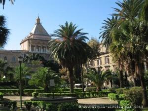Parcs et jardins de Palerme