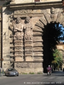 Porta Nuova à Palerme