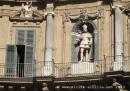 Quattro canti, Piazza Vigliena, Palermo