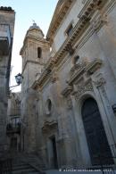 ragusa - chiesa di santa maria del itria