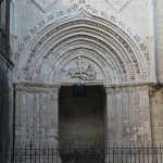 Ragusa, portale di san giorgio