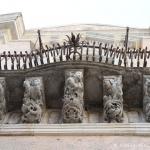 Ragusa, Palazzo Cosentino, balconi barocco