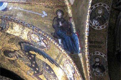 Eglise Sainte-Marie de l'Amiral (la Martorana)