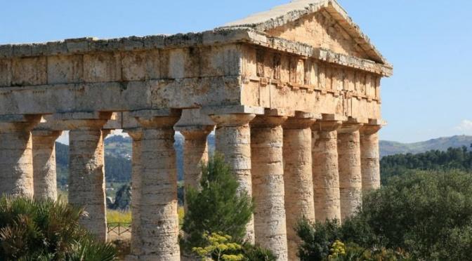 Segesta in Sicilia