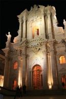 Façade du Duomo di Siracusa