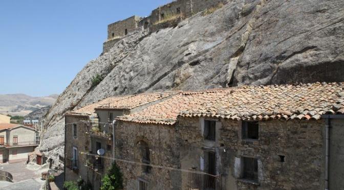Sperlinga en Sicile