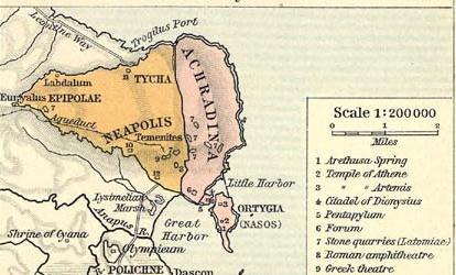 Histoire de Syracuse