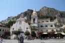 Taormina - Piazza 9 aprile