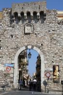Taormina, Porta Catania