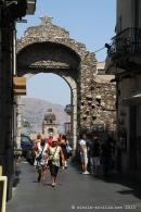 Taormina, Porta Messina
