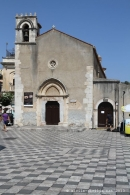 Taormina, San Agostino