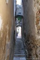 Taormina, scaline
