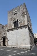 Taormine, Palazzo Corvaja