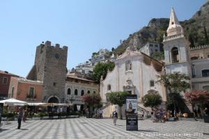 Visite et monuments de Taormine