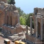 Théâtre grec de Taormine