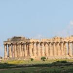 Visita e fotografie di Selinunte