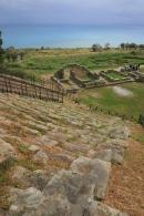 Tyndaris - teatro antico
