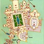 Plan de la Villa romana del casale