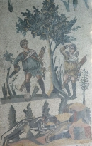 Mosaiques Mosaïques Villa romana del casale