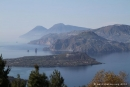 Vulcano, Capo Grillo