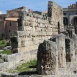 Tempio di Apollo, siracusa