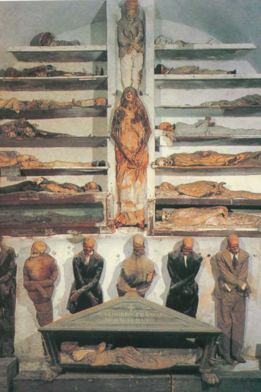 Catacombes des Capucins