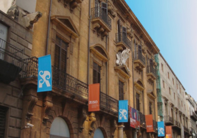 Palais Riso et musée d'art contemporain